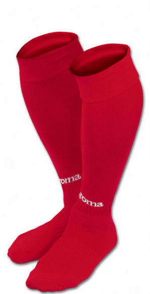 St. Michael's GAC JOMA Classic II Socks - Red
